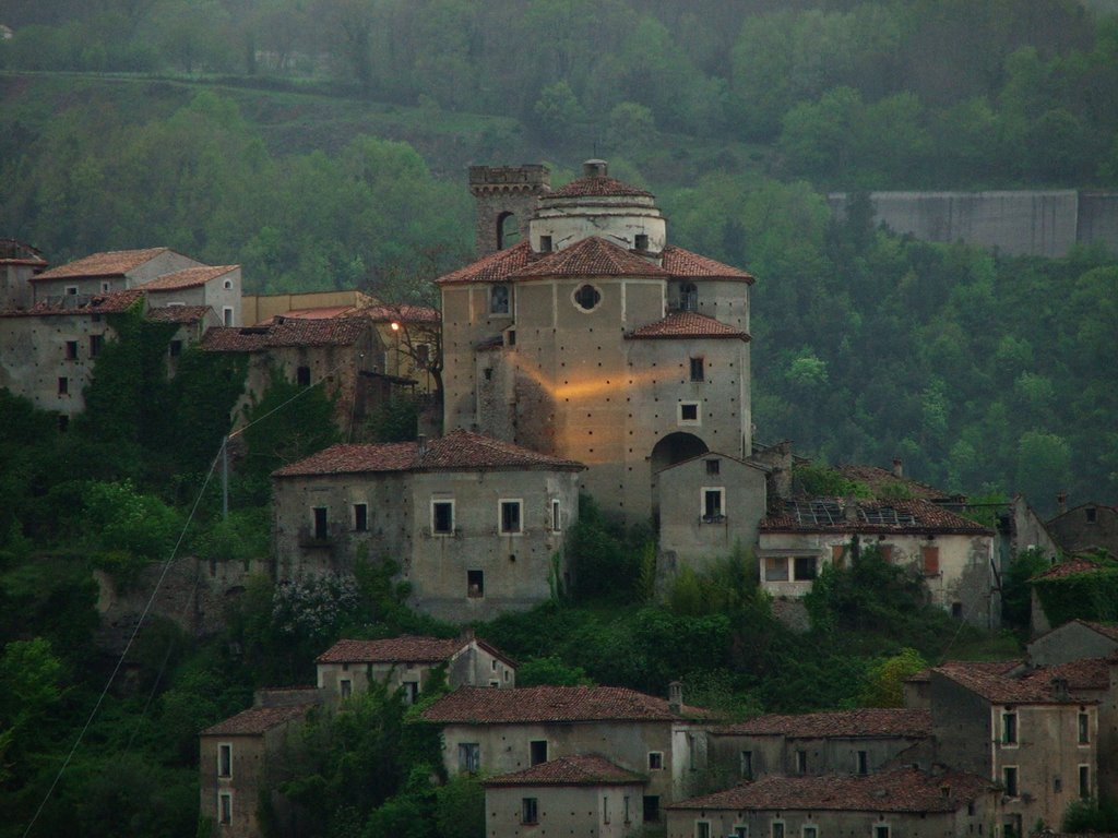 Laino Castello e Centro storico