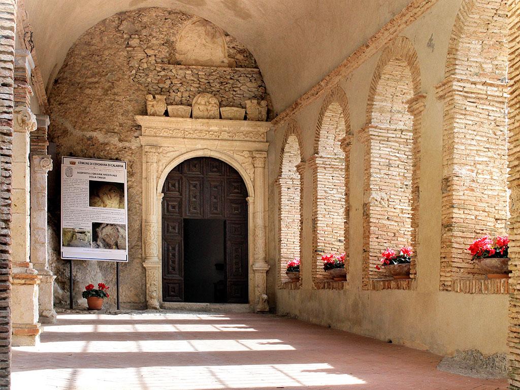 Santuario della Madonna del Pollino a San Severino Lucano